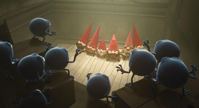 Gnomes & Trolls