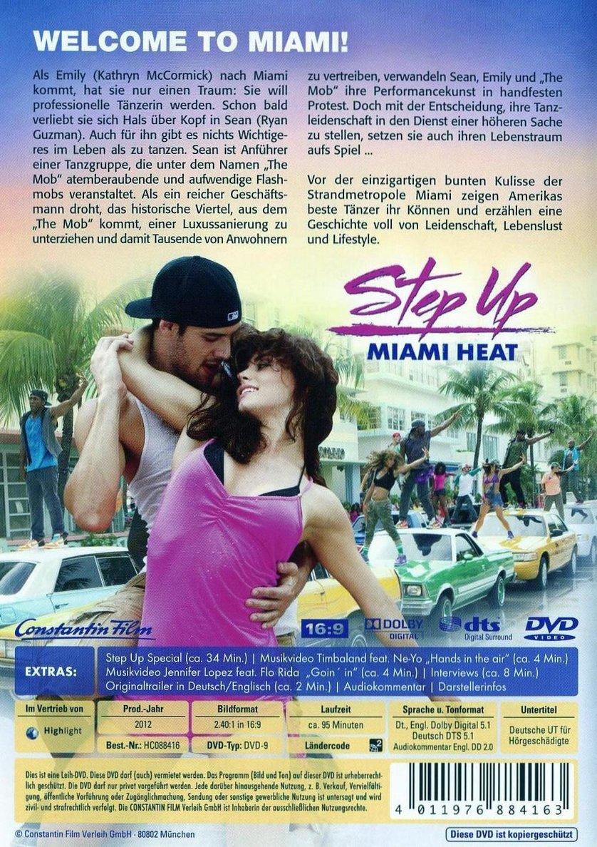 Step Up 4 Miami Heat Ganzer Film Deutsch