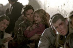 ...mit Tom Cruise 'Krieg der Welten' © Paramount 2005...