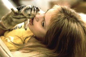 1999: Jolie spielt 'Durchgeknallt' © Sony Pictures