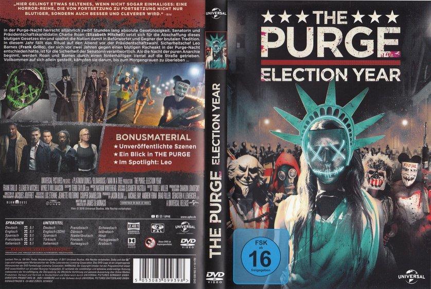 The Purge 3 Stream Deutsch