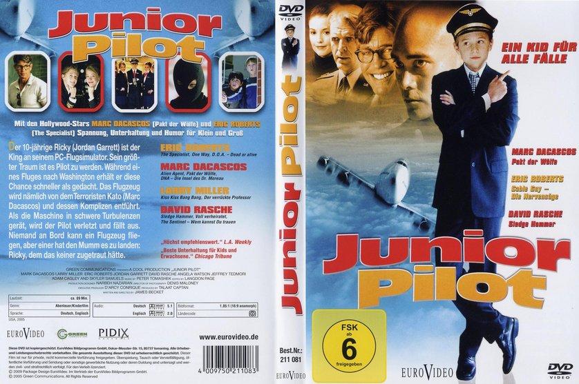 Junior Pilot Dvd Oder Blu Ray Leihen Videobuster De