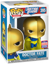 Justice League SDCC 2021 - Doctor Fate Vinyl Figur 395 powered by EMP (Funko Pop!)