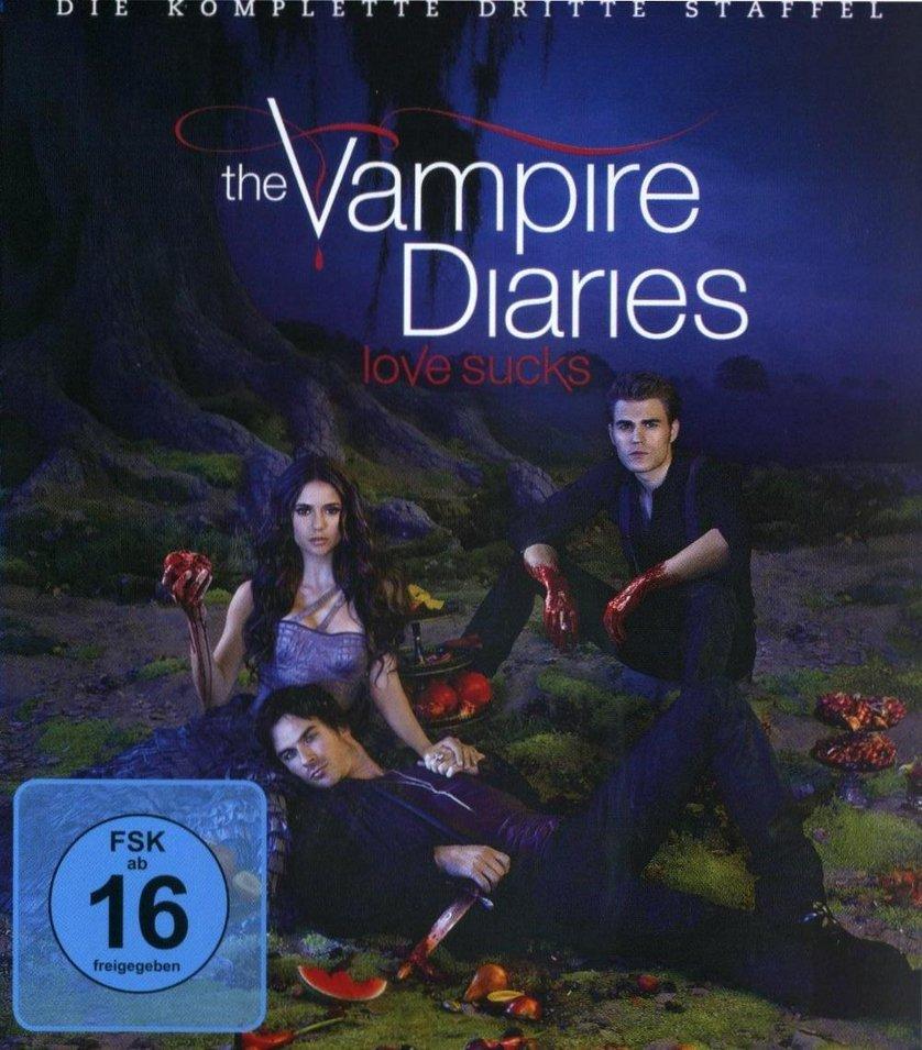 The Vampire Diaries Staffel 3