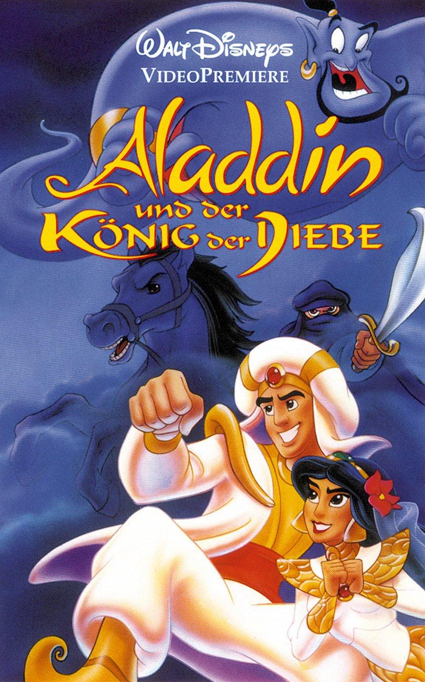 Aladdin 3 - Aladdin und der König der Diebe: DVD oder Blu ...