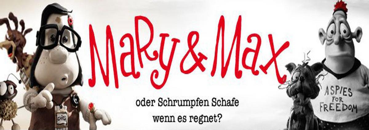 Ausgezeichneter Trickfilm: Mary & Max - Schrumpfen Schafe, wenn es regnet?