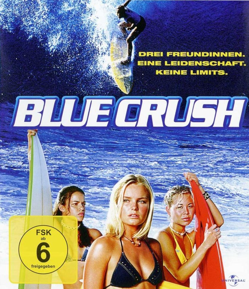'Blue Crush' TV Reboot Is Coming on NBC - AceShowBiz