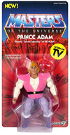 Masters Of The Universe Prince Adam (Vintage Collection Wave 3) powered by EMP (Actionfigur)