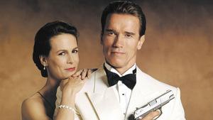 Jamie Lee Curtis mit Schwarzenegger © Fox