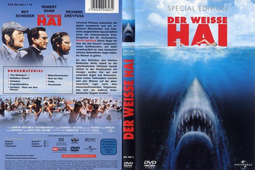 Der Weisse Hai Dvd Oder Blu Ray Leihen Videobuster De