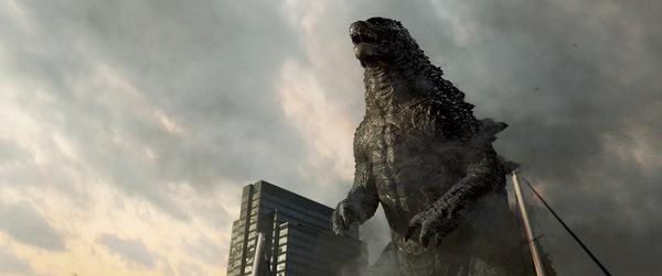 'Godzilla' in seinem 2014er Comeback © Warner Bros.