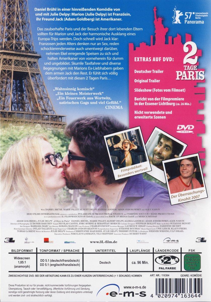 2 Tage In Paris
