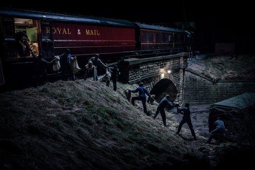 Der große Eisenbahnraub 1963