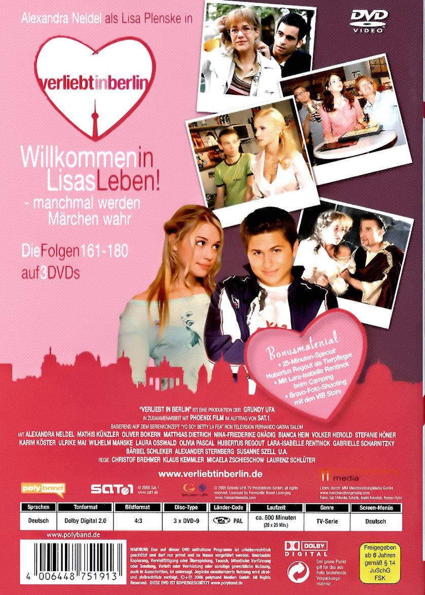 Verliebt in Berlin: DVD oder Blu-ray leihen - VIDEOBUSTER.de