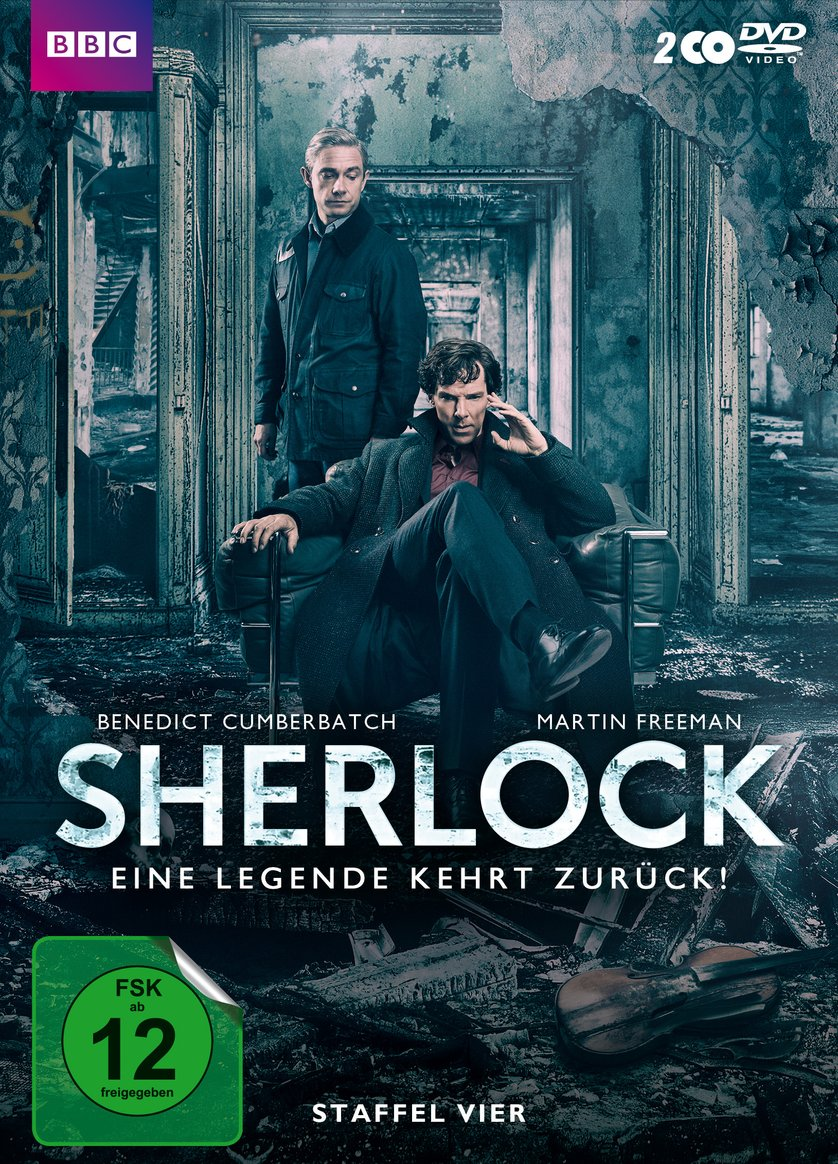 4. Staffel Sherlock