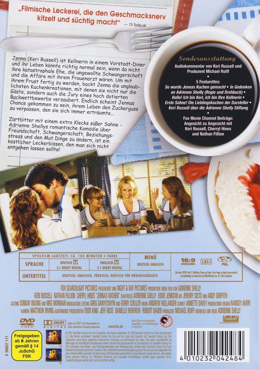 Jennas Kuchen Dvd Oder Blu Ray Leihen Videobuster De