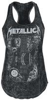 Metallica Ouija Guitar powered by EMP