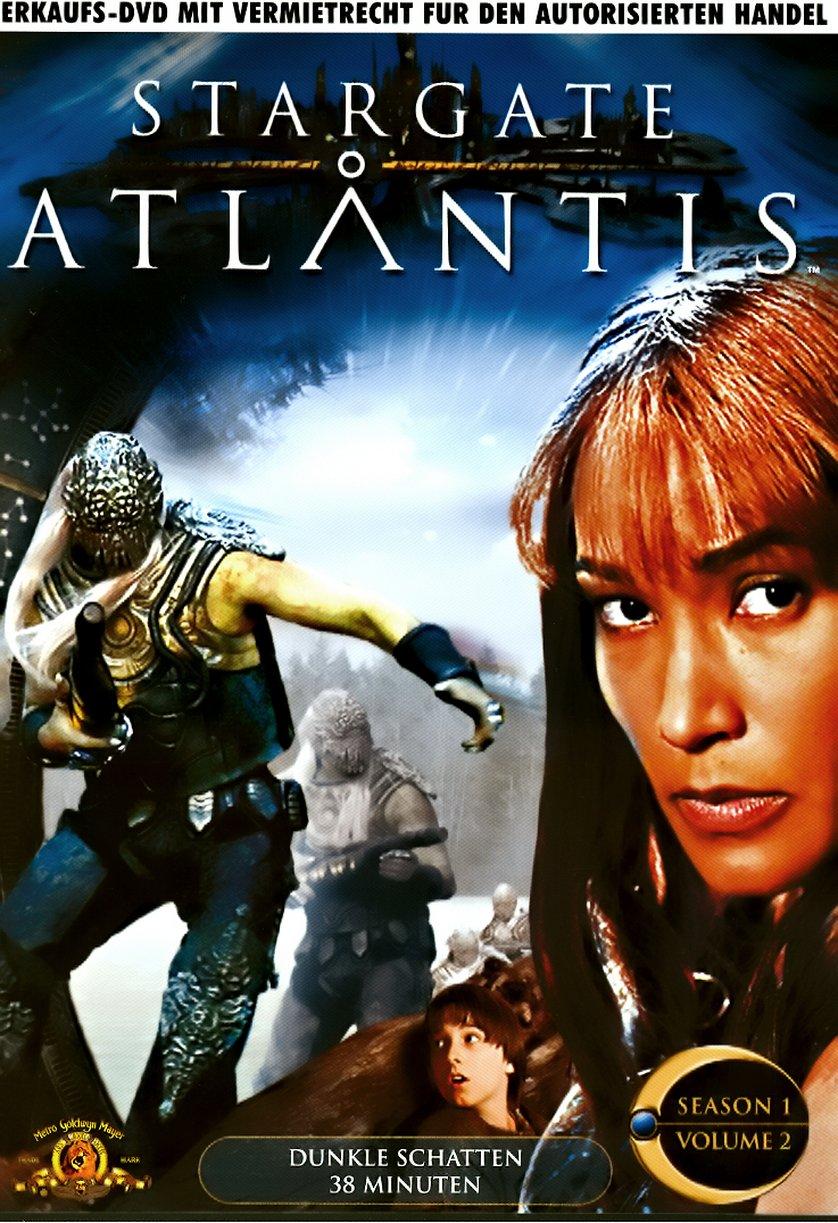 stargate atlantis staffel