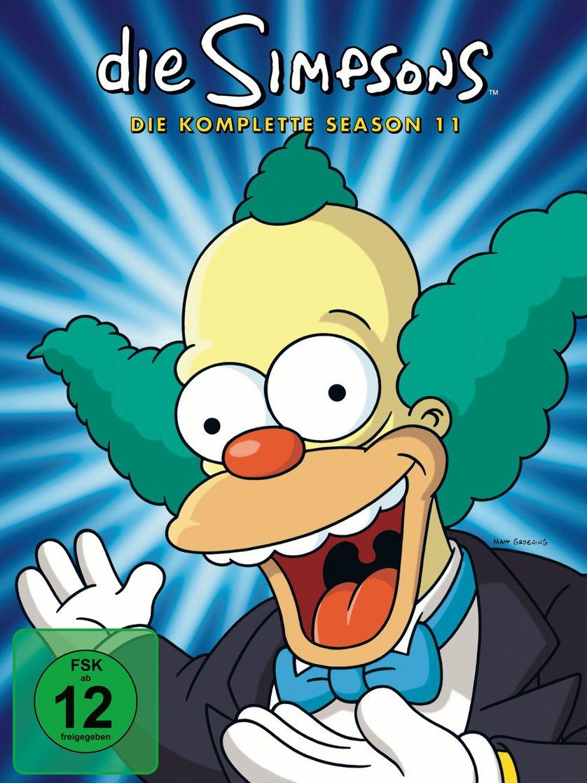 Die Simpsons Staffel 1