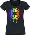 Star Wars Empire Rainbow powered by EMP (T-Shirt)