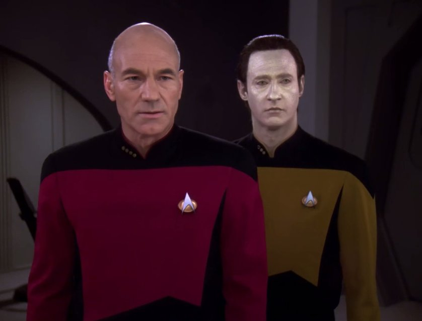 Star Trek Gestern Heute Morgen
