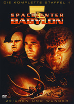 Spacecenter Babylon 5 - Staffel 1