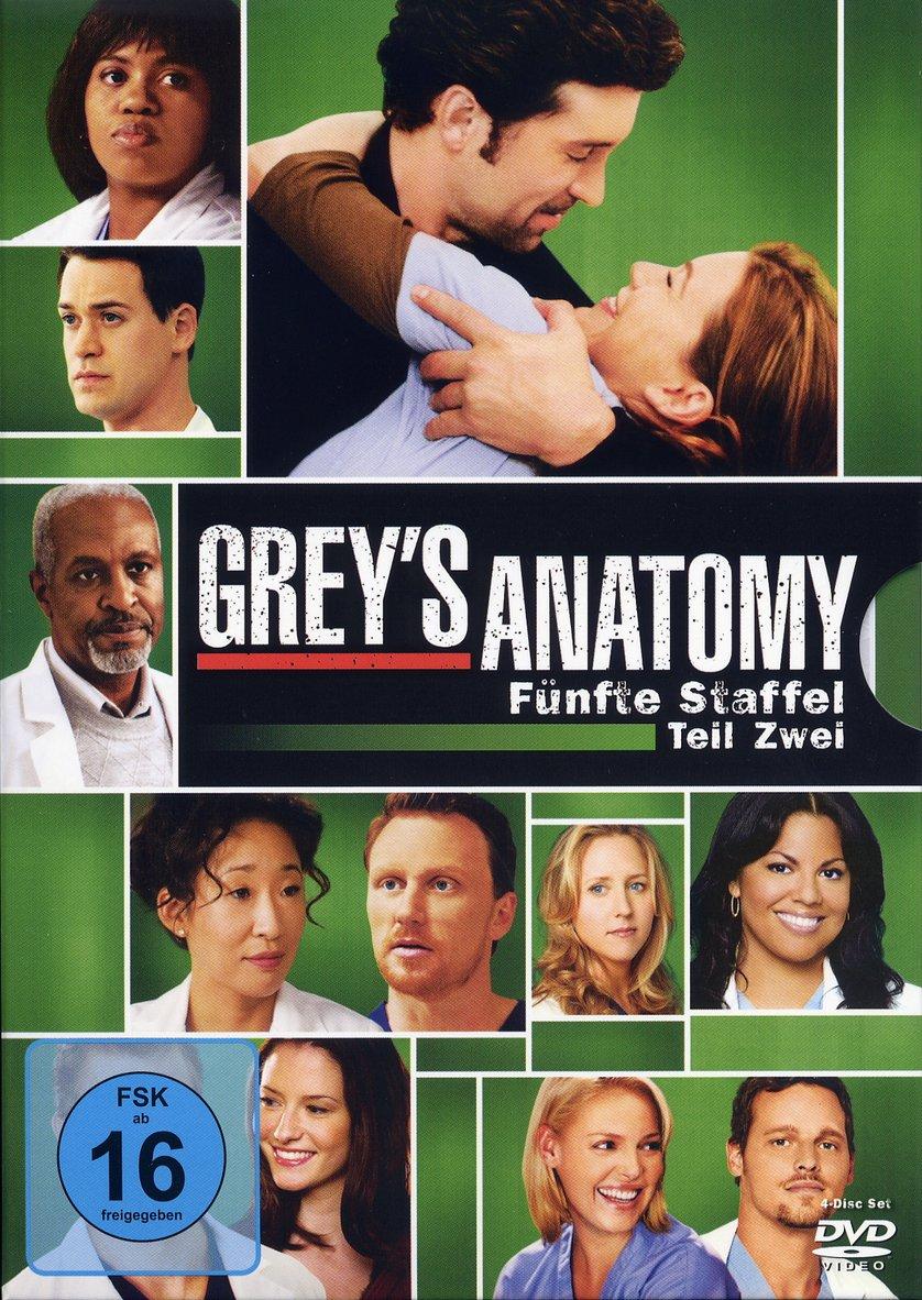 Atemberaubend Greys Anatomy Episoden Führer Ideen - Anatomie Von ...