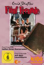 Fünf Freunde 05 - Fünf Freunde helfen ihren Kameraden / auf dem Leuchtturm