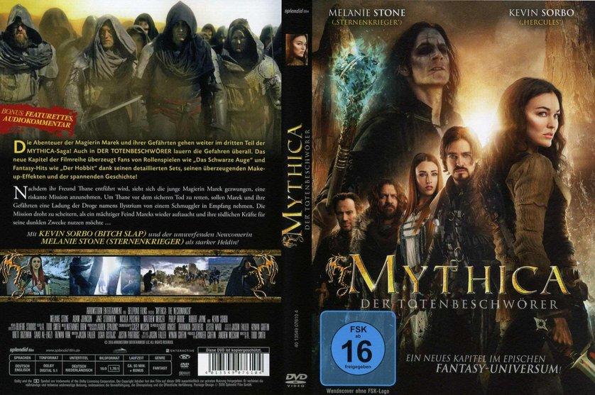 Mythica - Der Totenbeschwörer Stream