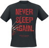 A Nightmare on Elm Street powered by EMP (T-Shirt)
