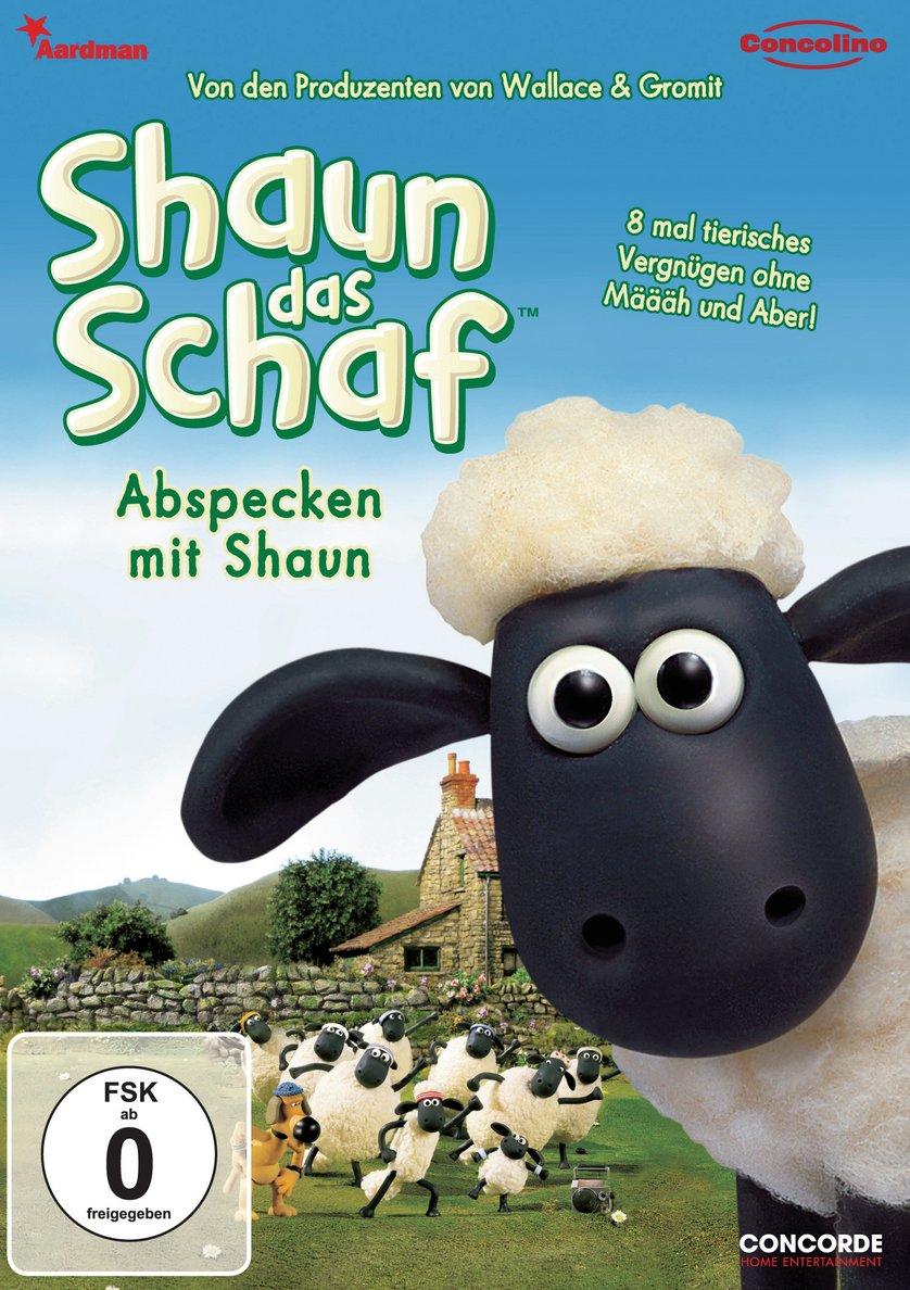 Shaun Das Schaf Abspecken Mit Shaun Dvd Oder Blu Ray Leihen