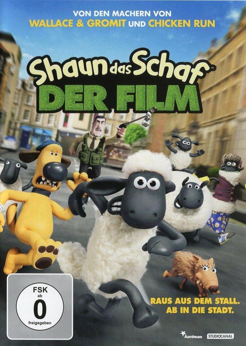 Shaun Das Schaf Der Film Dvd Oder Blu Ray Leihen Videobusterde