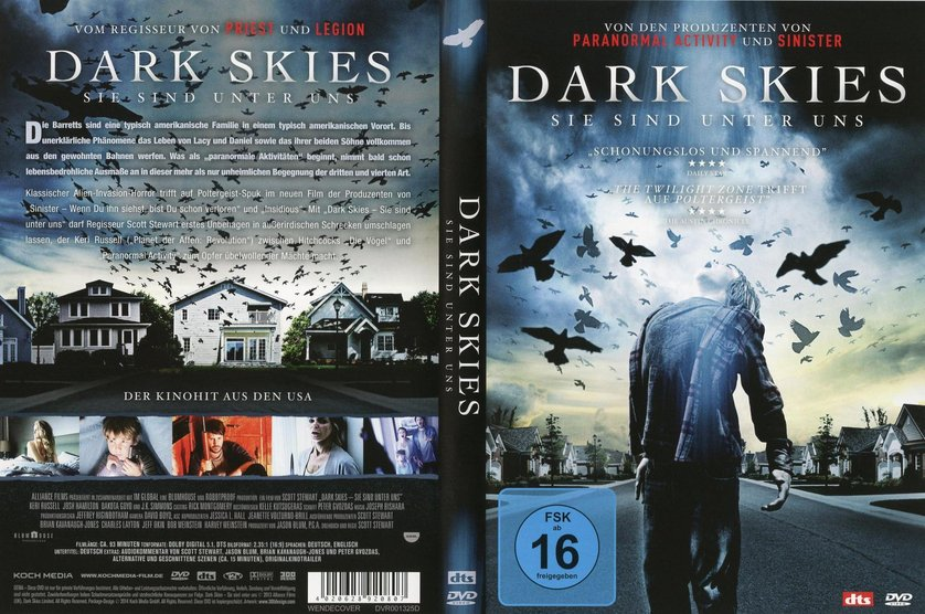 Dark Skies Trailer Deutsch