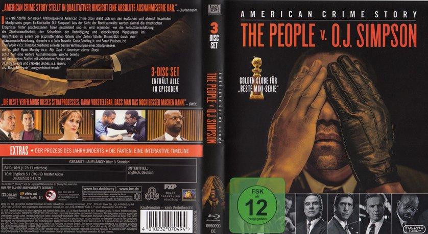 American Crime Story Staffel 1