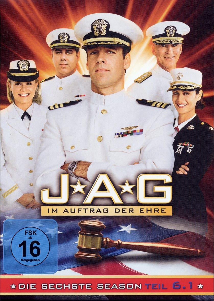 J.A.G. Im Auftrag Der Ehre Netflix