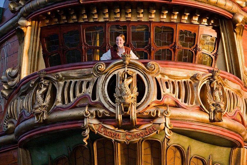 Die Chroniken von Narnia 3 Die Reise auf der Morgenröte