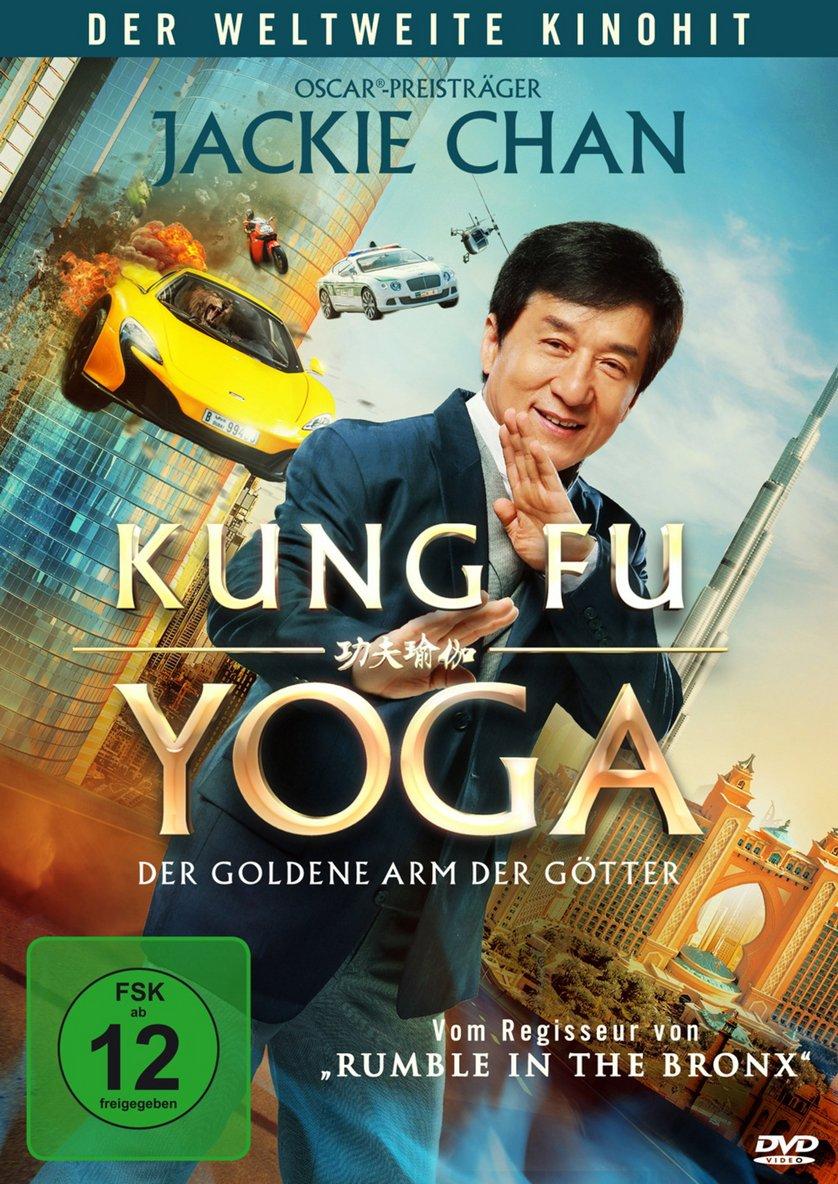 Kung Fu Yoga Trailer Deutsch