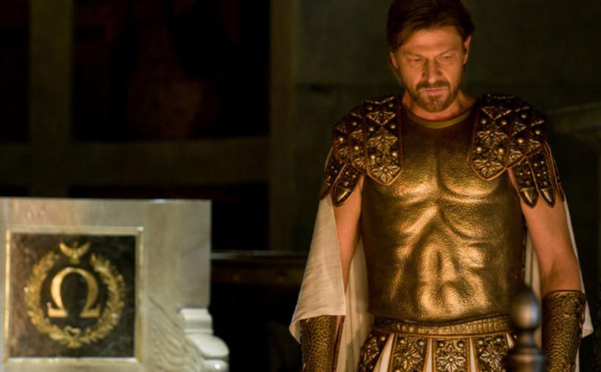 Sean Bean in 'Percy Jackson - Diebe im Olymp' © 20th Century Fox 2009