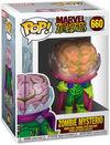 Marvel Zombies - Zombie Mysterio Vinyl Figur 660 powered by EMP (Funko Pop!)
