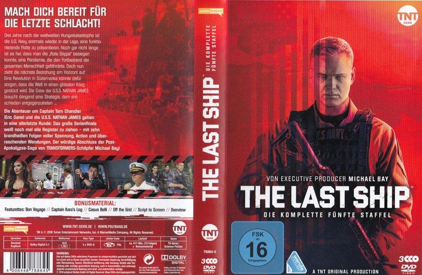 The Last Ship Staffel 5 Sky