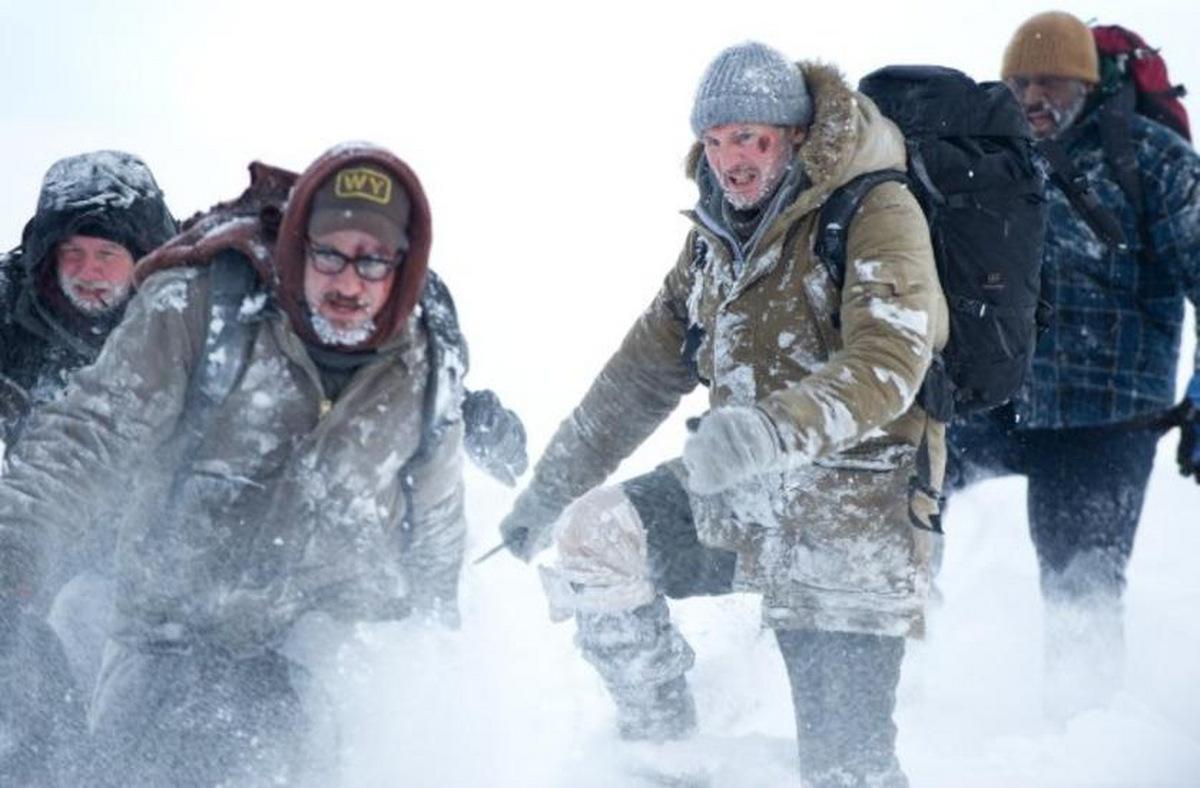 Liam Neeson in 'The Grey' © Universum Film 2012