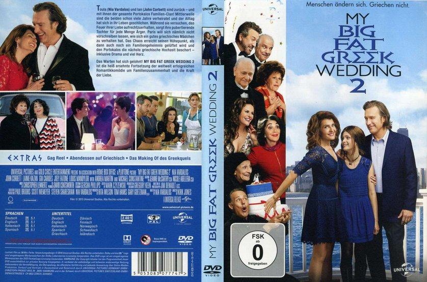 My Big Fat Greek Wedding 2 Stream Deutsch