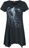 Spiral Wolf Spirit powered by EMP (T-Shirt)