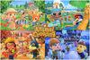 Animal Crossing 4 Seasons powered by EMP (Poster)