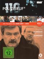 Polizeiruf 110 - MDR-Box 5 (2001 - 2003)