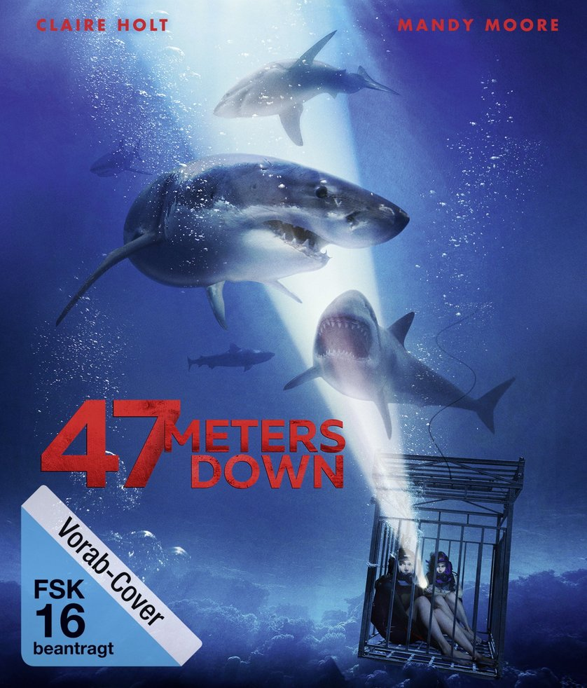 47 Meters Down Stream Deutsch