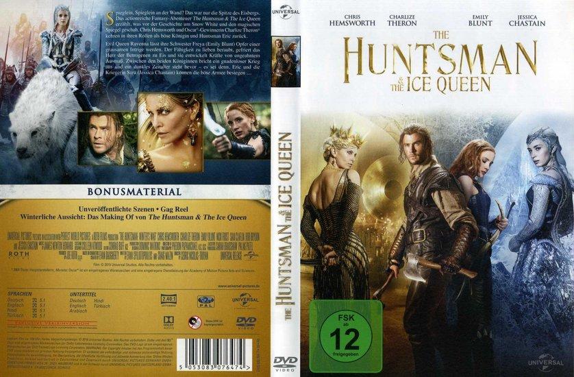 Huntsman And The Ice Queen Stream Deutsch