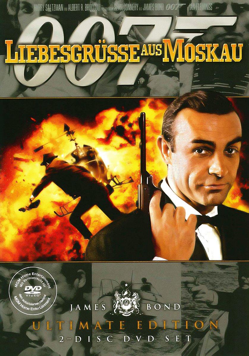 James Bond Liebesgrüße Aus Moskau