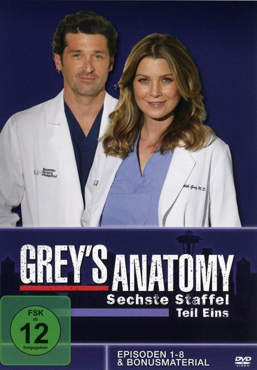 Greys Anatomie Staffel 6