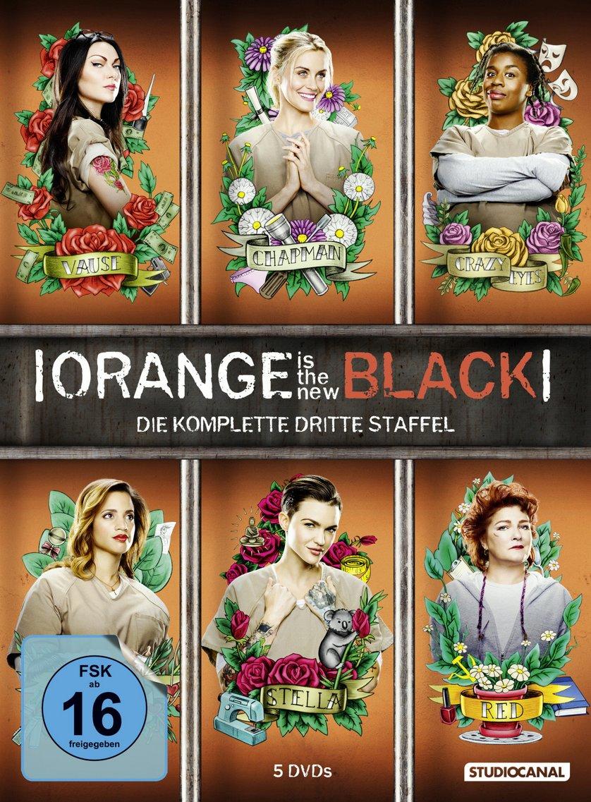 Orange Is the New Black - Staffel 3: DVD oder Blu-ray ...  Orange Is the N...